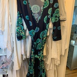 Julie Brown Wrapdress